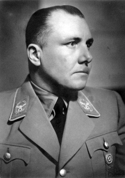Мартин Борман, 1939 год